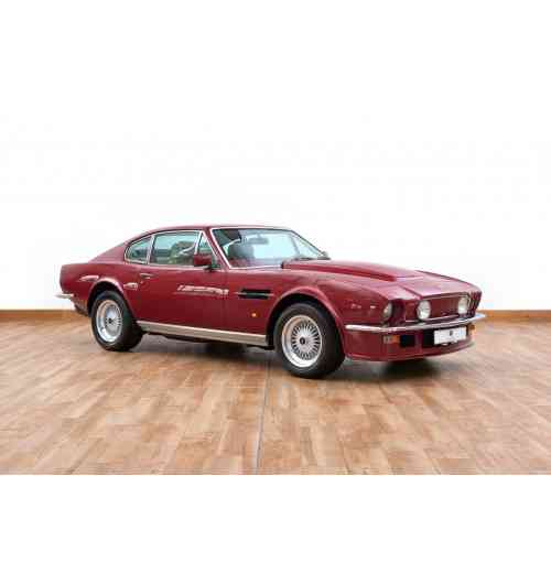 1987 AMV8 Vantage X-Pack Saloon