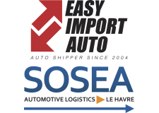 SOSEA AUTOMOTIVE LOGISTICS / EASY IMPORT AUTO - Transport / transitaire / logistique