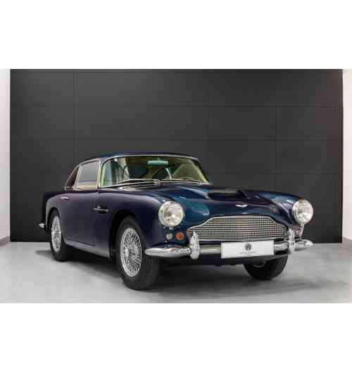 1959 DB4 Series I Saloon