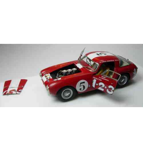 Ferrari 250 MM Pininfarina, Carrera Panamericana 1953 - Modèle ouvrant, super-détaillé au 1/43