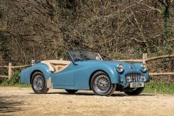 1953 Triumph TR3