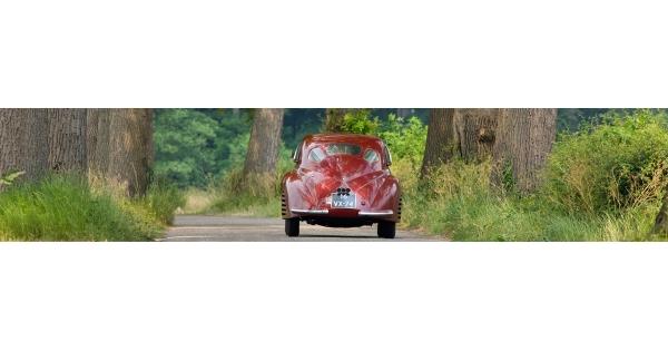 l alfa romeo 8c 2900b touring berlinetta sera la vedette de la vente r tromobile 2019 by. Black Bedroom Furniture Sets. Home Design Ideas