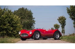 1953 Maserati A6GCS Spyder par Fantuzzi #2053