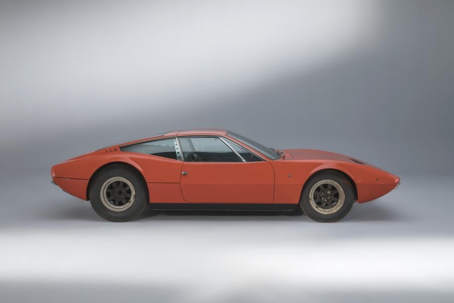 1968 Serenissima Ghia GT