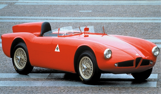 Alfa Roméo 750 Competizione
