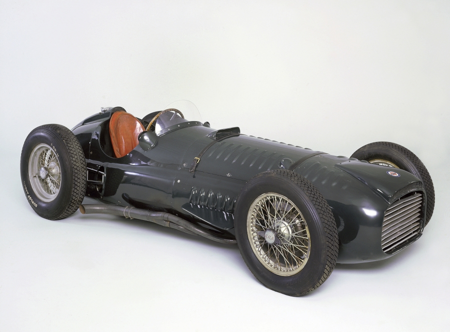 The BRM V16,1950