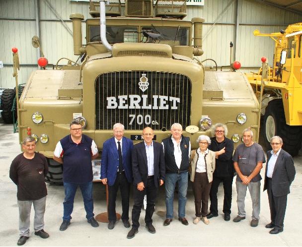 La Fondation Berbliet et le T100