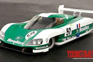 1988, WM Peugeot