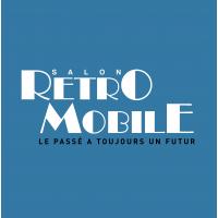Logo Rétromobile 2019