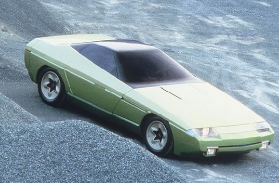 Chevrolet Ramarro (1984)