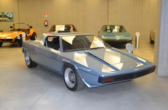 Ferrari Rainbow (1976)