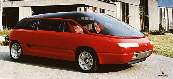Lamborghini Genesis (1988)