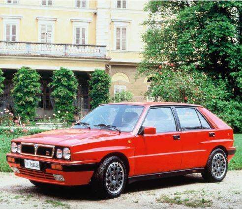 Lancia Delta Integrale 16V © Alfa Romeo