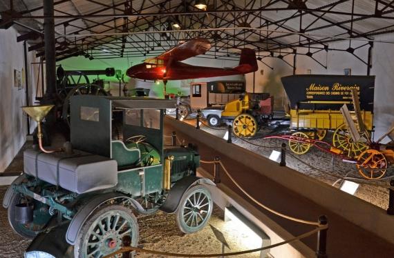 Le Musée Maurice Dufresne partenaire du salon Rétromobile