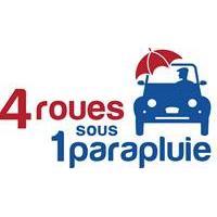 4 roues sous un parapluie partenaire Rétromobile