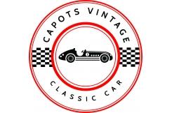 Logo Capots Vintage - Rétromobile 2020