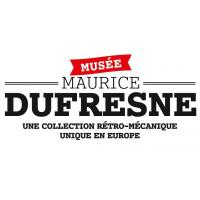 LOGO MUSEE MAURICE DUFRESNE RETROMOBILE 2020