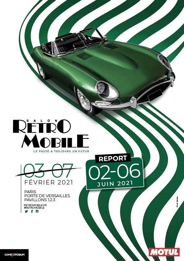 Retromobile report 2021