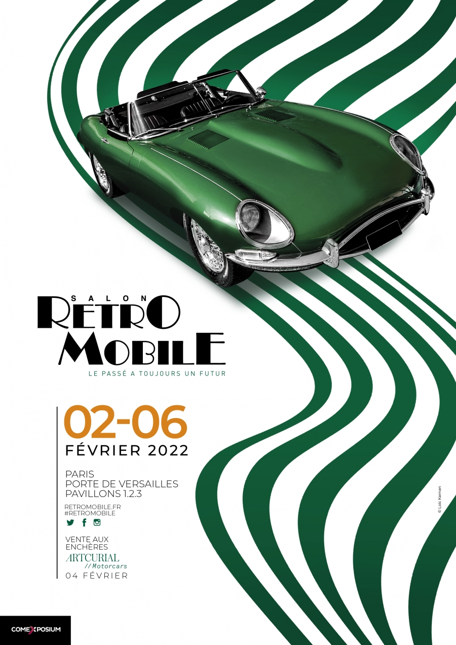 Retromobile report 2022