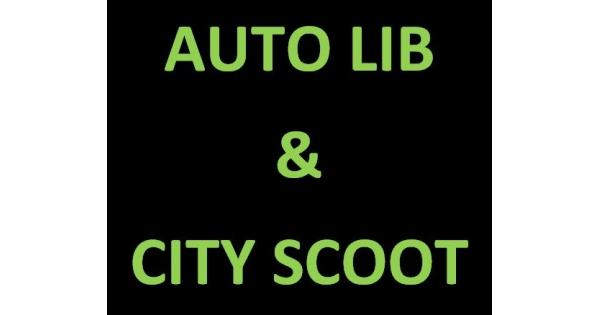 autolib et city scoot salon r tromobile. Black Bedroom Furniture Sets. Home Design Ideas