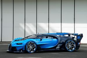 Bugatti VGT salon de la voiture de collection et des véhicules anciens