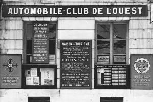 Salon de la voiture de collection et voiture ancienne - 110 de l'automobile club de l'ouest