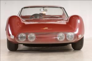 Salon de la voiture de collection et de la voiture ancienne Ferrari Dino Berlinetta Speciale Pininfarina