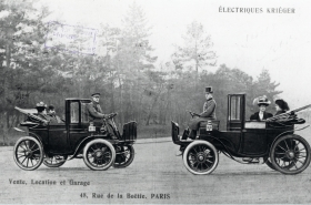 Salon RétroMobile