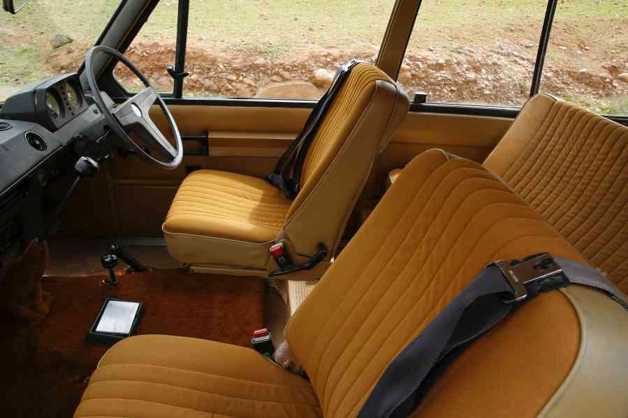 voiture de collection, voiture ancienne - jaguar land rover