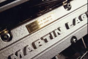 salon de la voiture de collection et des véhicules anciens - moteur V8