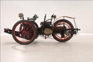 Salon de la voiture de collection et voiture ancienne - Musée automobile de Compiègne