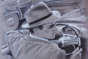 Salon de la voiture de collection et voiture ancienne - galerie des artistes