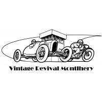 Logo Vintage Revival Montlhéry